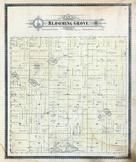 Blooming Grove Township, Remund Lake, Everson Lake, Waseca County 1896